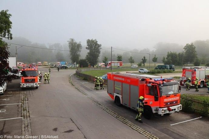 Guenzburg Explosion am Bahnhof 17062020 26