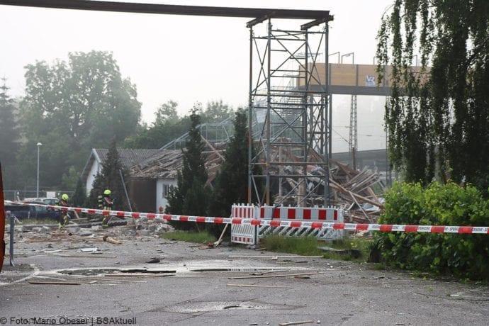 Guenzburg Explosion am Bahnhof 17062020 27