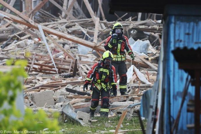 Guenzburg Explosion am Bahnhof 17062020 32