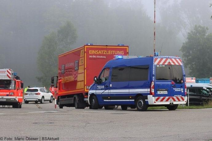 Guenzburg Explosion am Bahnhof 17062020 34