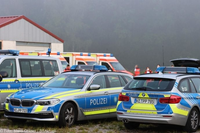 Guenzburg Explosion am Bahnhof 17062020 35