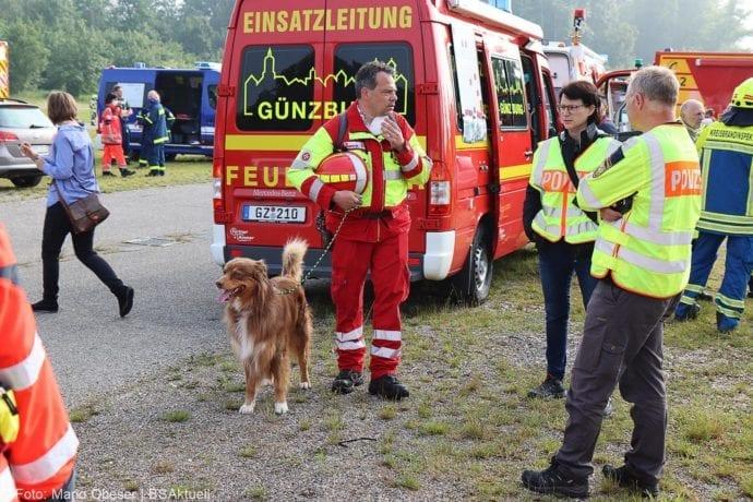 Guenzburg Explosion am Bahnhof 17062020 38