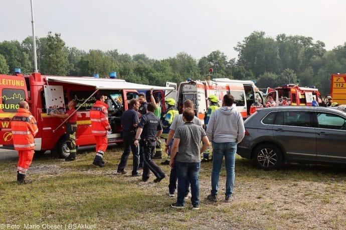 Guenzburg Explosion am Bahnhof 17062020 44