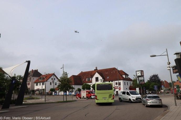 Guenzburg Explosion am Bahnhof 17062020 45