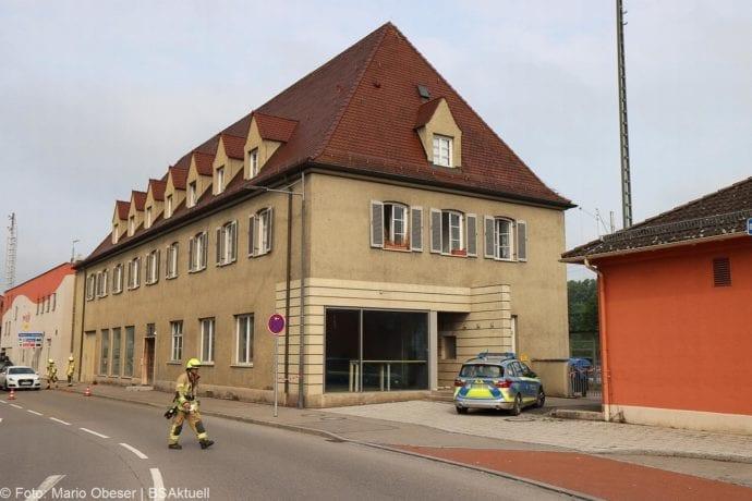 Guenzburg Explosion am Bahnhof 17062020 46