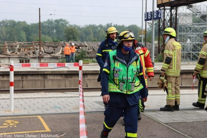 Guenzburg Explosion am Bahnhof 17062020 48