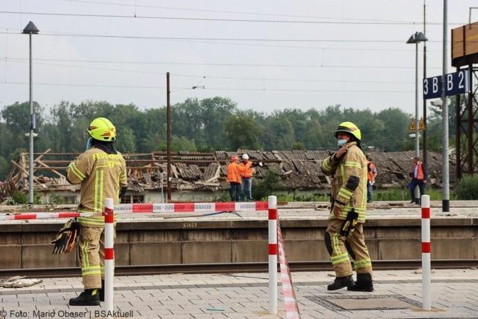 Guenzburg Explosion am Bahnhof 17062020 49