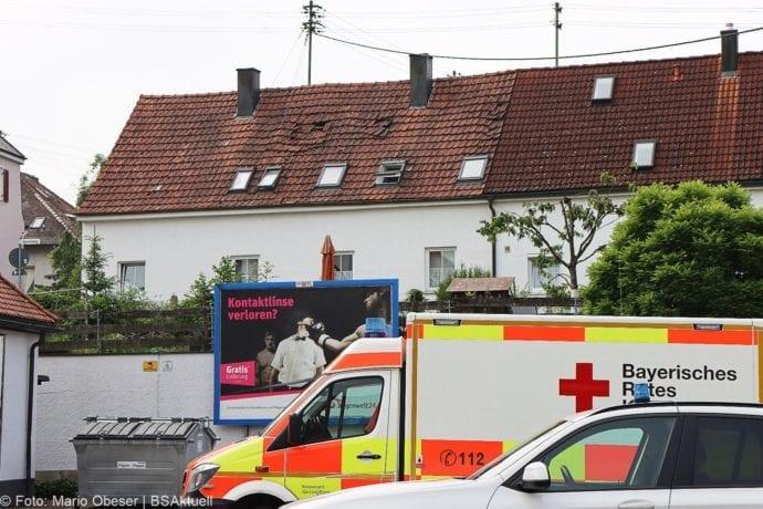 Guenzburg Explosion am Bahnhof 17062020 51