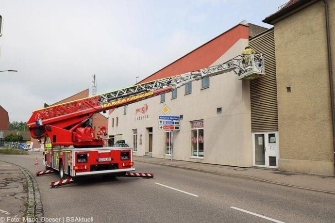 Guenzburg Explosion am Bahnhof 17062020 54