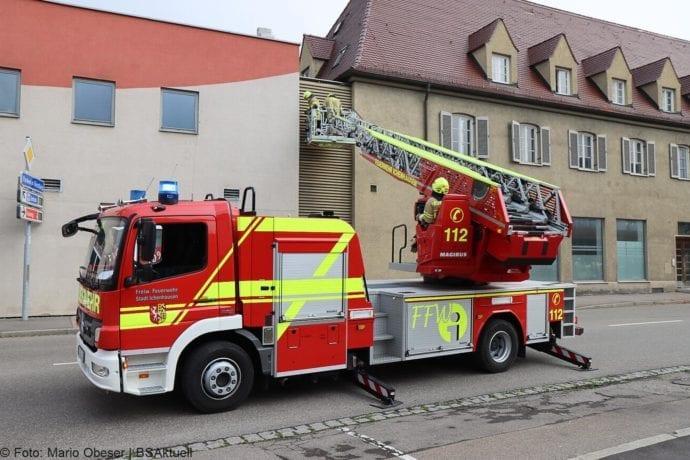 Guenzburg Explosion am Bahnhof 17062020 56