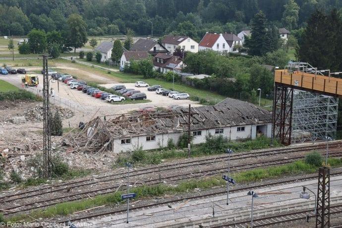 Guenzburg Explosion am Bahnhof 17062020 58