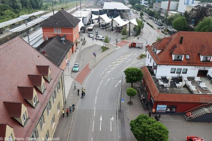 Guenzburg Explosion am Bahnhof 17062020 59