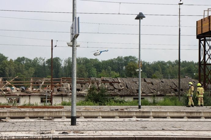 Guenzburg Explosion am Bahnhof 17062020 68