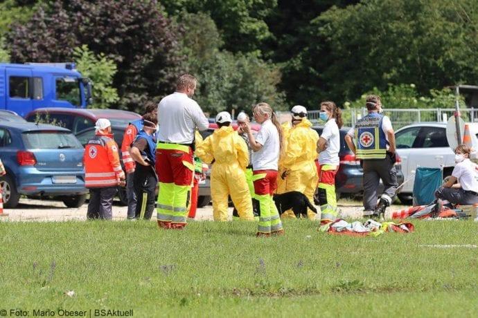Guenzburg Explosion am Bahnhof 17062020 71
