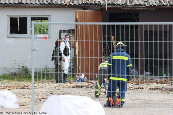 Guenzburg Explosion am Bahnhof 17062020 78