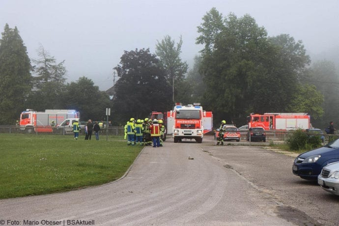 Guenzburg Explosion am Bahnhof 17062020 8