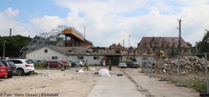 Guenzburg Explosion am Bahnhof 17062020 80