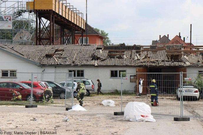 Guenzburg Explosion am Bahnhof 17062020 81