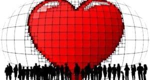 Herz Menschen Leute