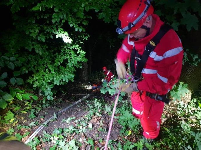 Rettung Person Abgerutscht Guenzburg 20062020 2 2