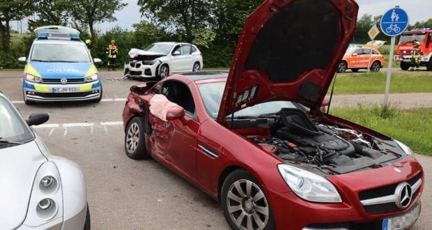 Unfall ST2510 bei Nornheim 04062020 14