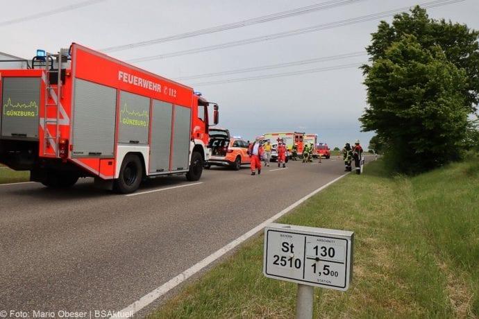 Unfall ST2510 bei Nornheim 04062020 19