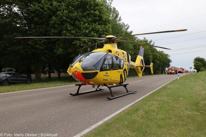 Unfall ST2510 bei Nornheim 04062020 4