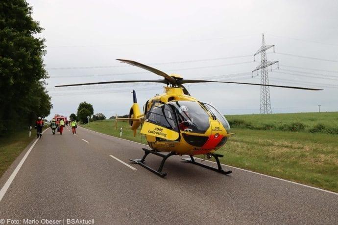 Unfall ST2510 bei Nornheim 04062020 5