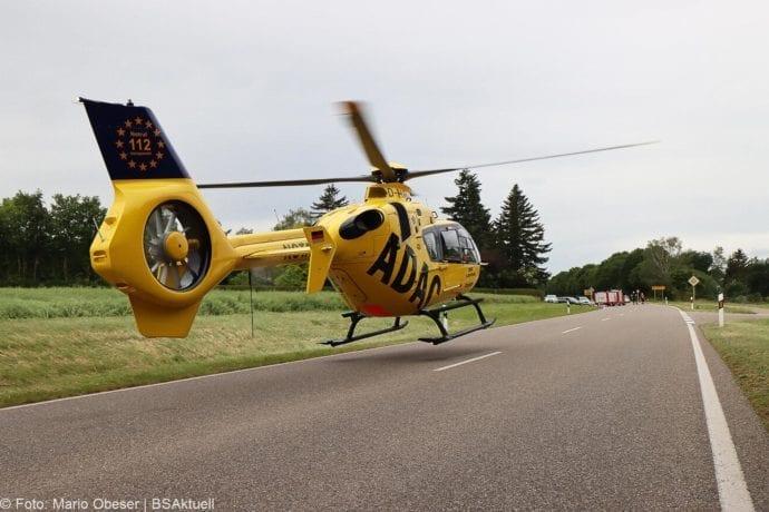 Unfall ST2510 bei Nornheim 04062020 6