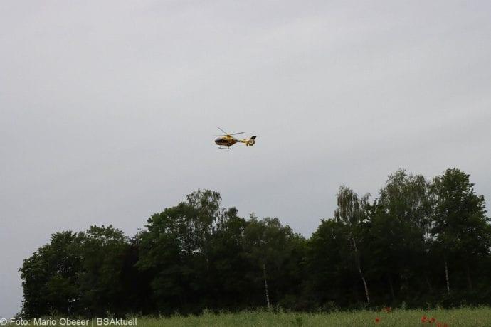 Unfall ST2510 bei Nornheim 04062020 7
