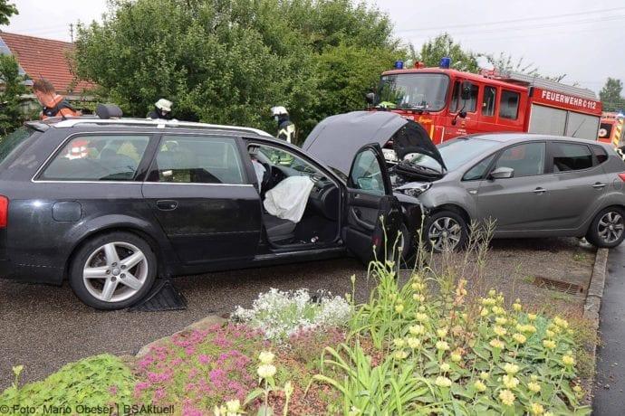 Unfall Unterrohr Ortseingang 10062020 5