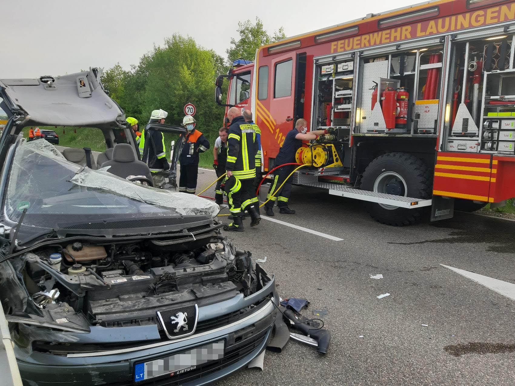 Unfall Wittislingen 03062020