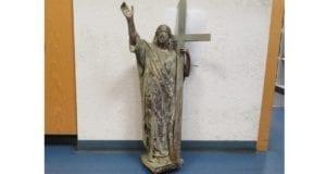 waltenhofen fund heiligenfigur gefunden