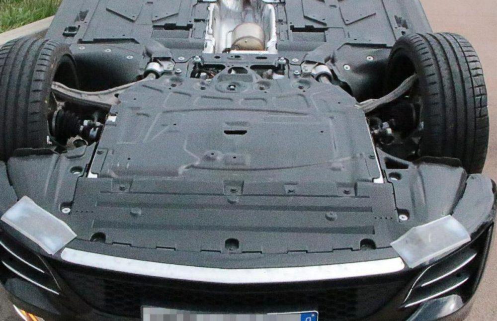 Auto ueberschlagen Unfall