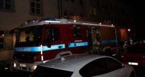 BF Augsburg im Einsatz