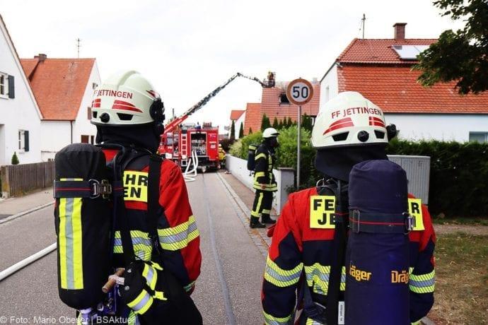 Brand Jettingen Dachstuhl Krankenhausstrasse 21072020 12