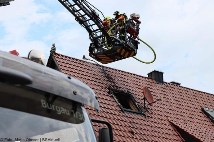 Brand Jettingen Dachstuhl Krankenhausstrasse 21072020 15