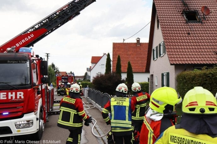 Brand Jettingen Dachstuhl Krankenhausstrasse 21072020 16