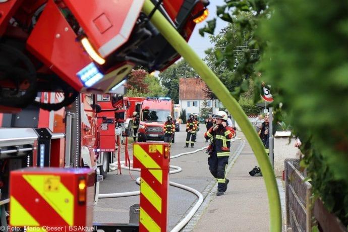 Brand Jettingen Dachstuhl Krankenhausstrasse 21072020 20