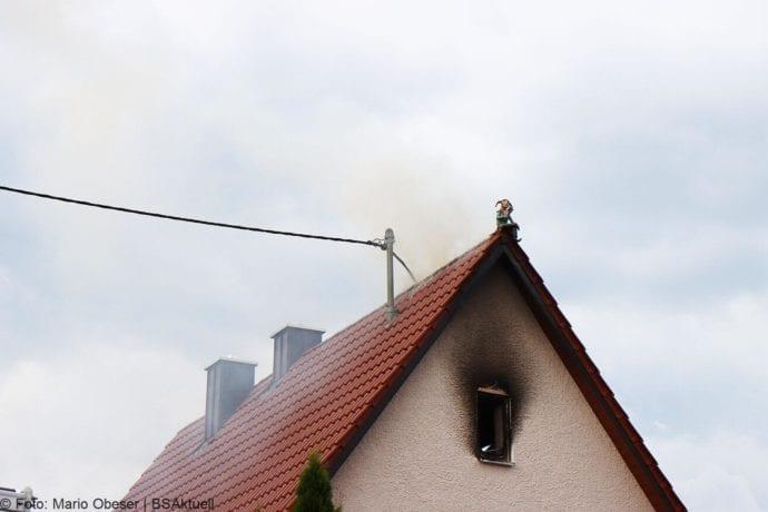 Brand Jettingen Dachstuhl Krankenhausstrasse 21072020 21