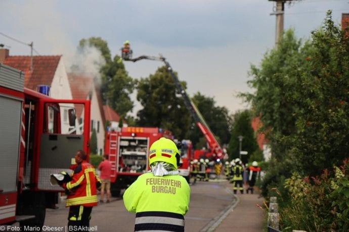 Brand Jettingen Dachstuhl Krankenhausstrasse 21072020 22
