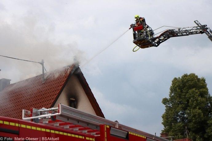 Brand Jettingen Dachstuhl Krankenhausstrasse 21072020 23