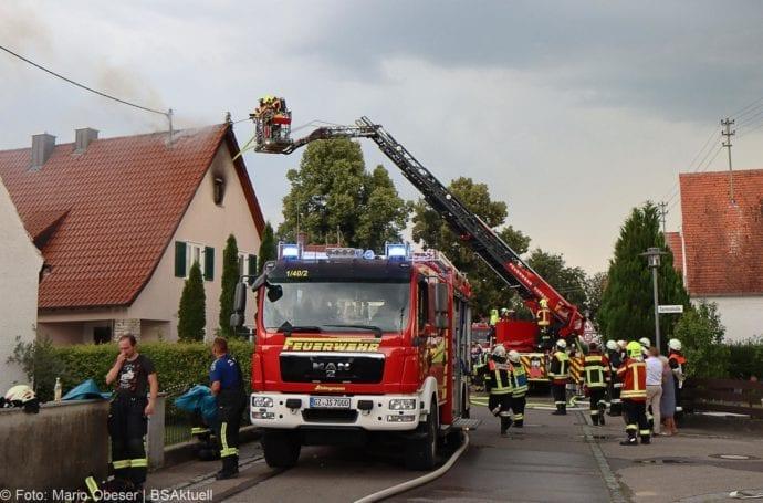 Brand Jettingen Dachstuhl Krankenhausstrasse 21072020 27