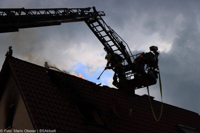Brand Jettingen Dachstuhl Krankenhausstrasse 21072020 28