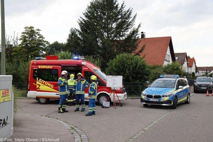 Brand Jettingen Dachstuhl Krankenhausstrasse 21072020 3