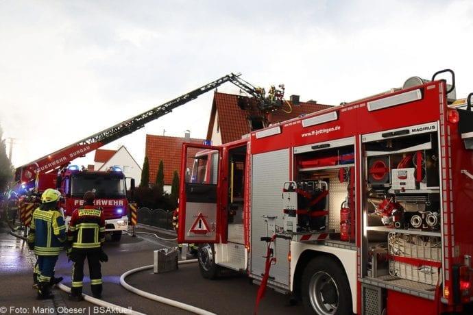 Brand Jettingen Dachstuhl Krankenhausstrasse 21072020 32