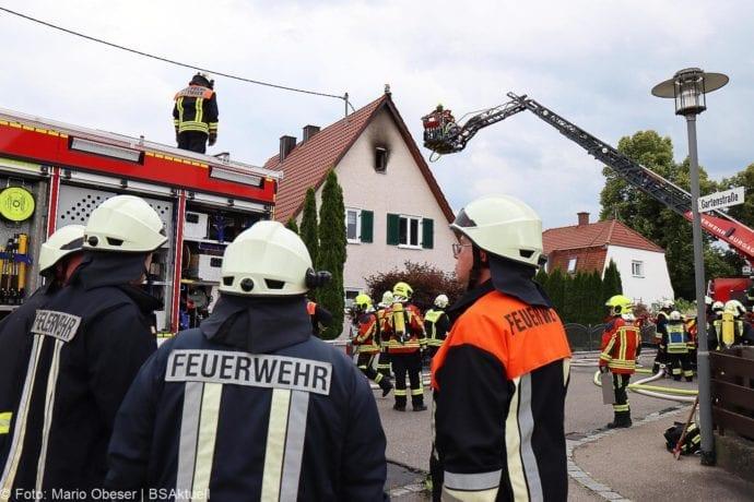 Brand Jettingen Dachstuhl Krankenhausstrasse 21072020 5