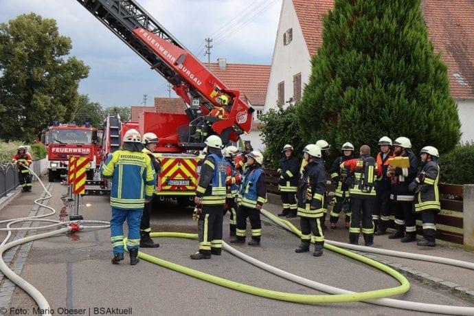 Brand Jettingen Dachstuhl Krankenhausstrasse 21072020 7