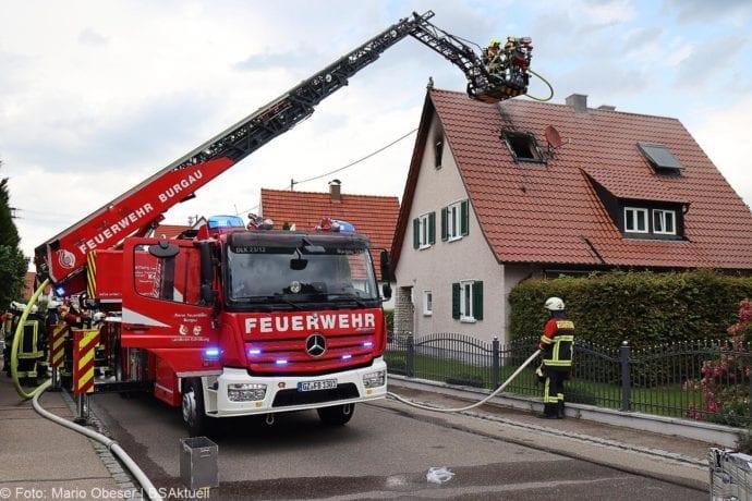 Brand Jettingen Dachstuhl Krankenhausstrasse 21072020 9