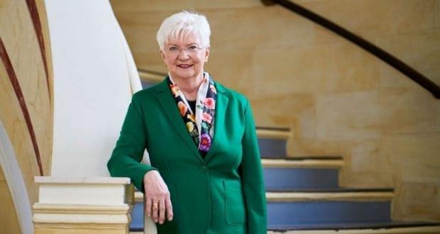 DRK Praesidentin Gerda Hasselfeld